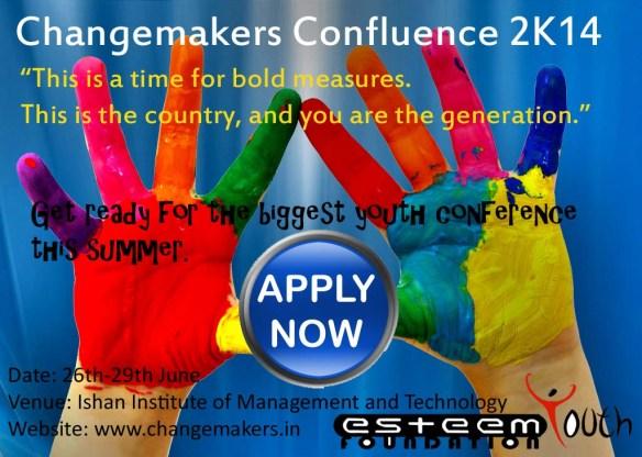 Changemakers Confluence 2K14